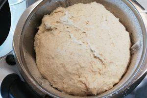 rice pita, rolls, baguette